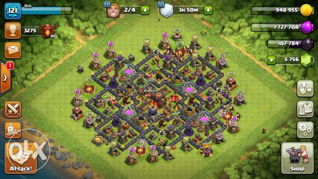TH10 almost maxed out