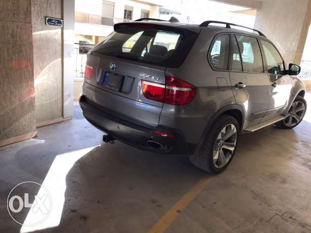 Bmw x5 2007 sport package full options حوش الأمراء -  1
