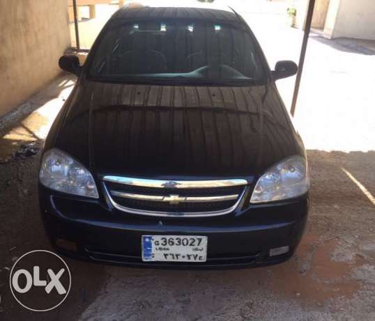 Chevrolet optra 2008 بشامون -  1