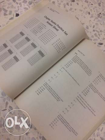KAPLAN SAT Math Workbook راس  بيروت -  2