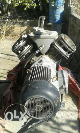 Compraser هوا for sell good 2000litr Automatic faranci