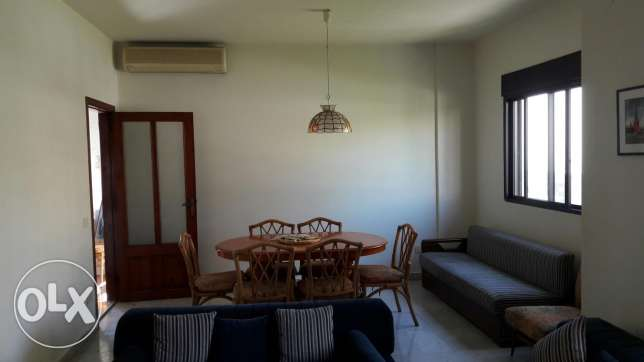 Fully furnished apartment baabda for rent