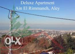 Apartment for Sale in Ain El Rimmaneh, Aley.