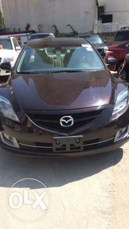 For Sale MAZDA 6 Sport 2.5 L Year 2009 All Technology in Mint Conditio