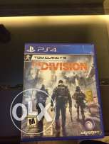 the division for ps4 for sale or trade for 35$