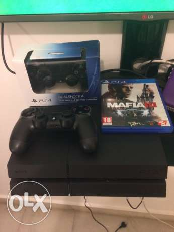 PS4 500gb (Brand New) صنايع -  1