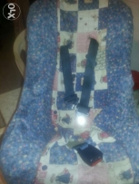 Used Baby car seat in a fair condition