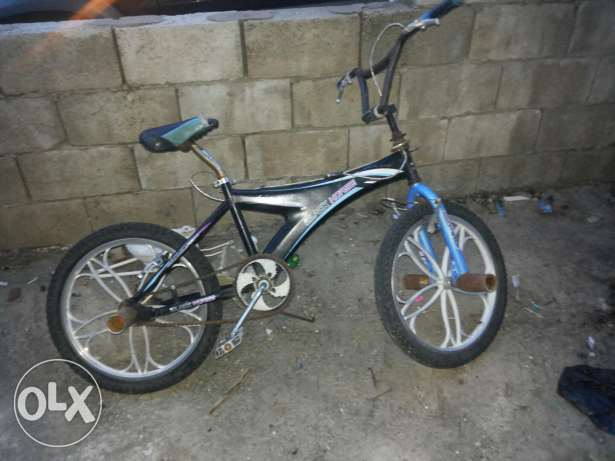 BlackHores bike for sale