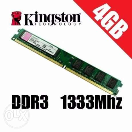 kingston DDr3 Ram