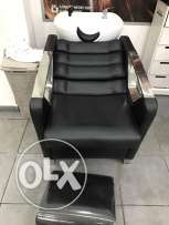 champoo chair x2 very good quality