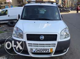 fiat doblo mod2007 full option with AC from GERMANY