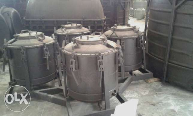 Factory for plastic tank