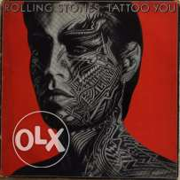Rolling Stones – Tattoo You LP