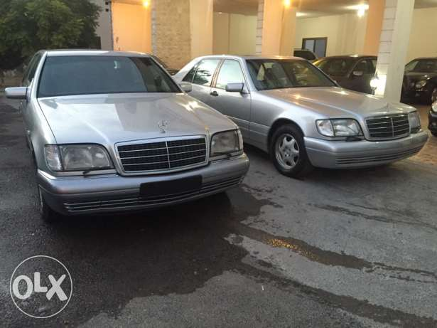 mercedes-benz s klass 320 model 1999 الغازية -  7