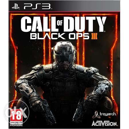 call of duty black ops 3 for trade ps3