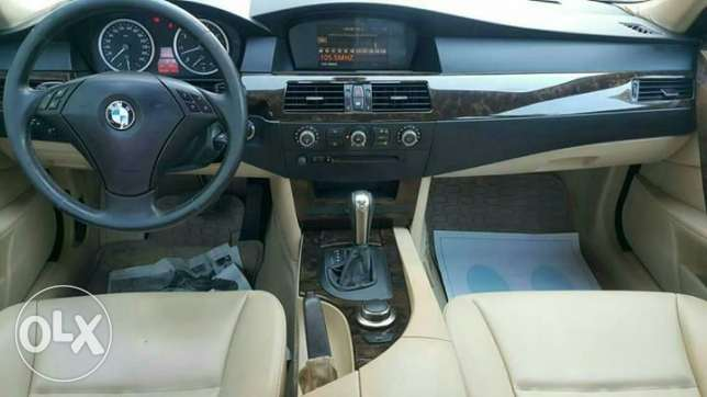 BMW serie 5 model 2006 / 523 Lebanese origin one owner no accidents راس  بيروت -  4