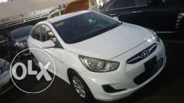 Hyundai accent 2013 like new 40000 km