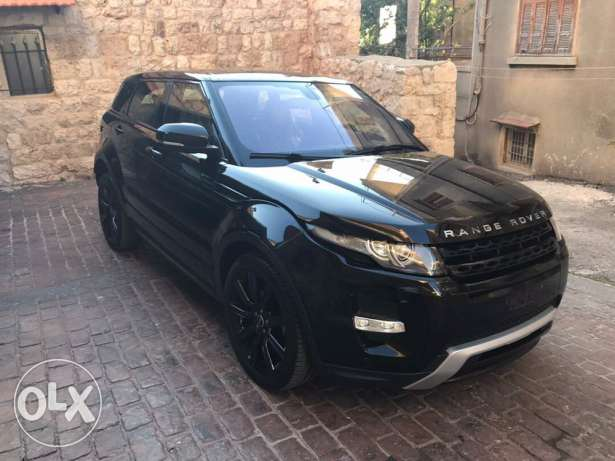 Range Rover Evoque Dynamic (Quick Sale)