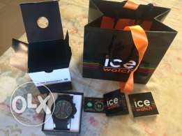 Ice bmw steel watch - price reduced