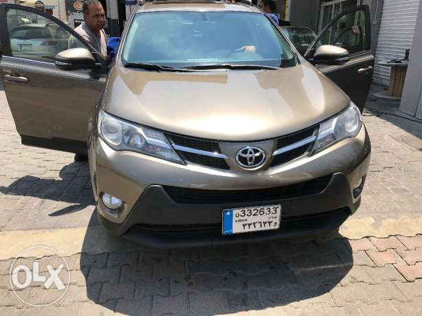 Toyota RAV 4 model 2013