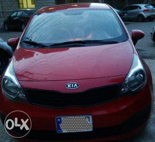 Selling Kia Rio in a real condition