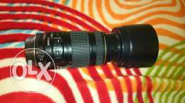 Lence 70_300 with two stabilizer