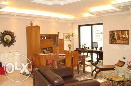 Roof apartment with huge terrace in Badaro.
