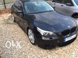 bmw 530 super clean model 2005 with an exillent condition