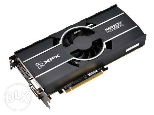 XFX AMD Radeon HD 6950 VGA Graphics Card for Sale