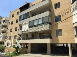 For sale an apartment in Mazraat Yachouh