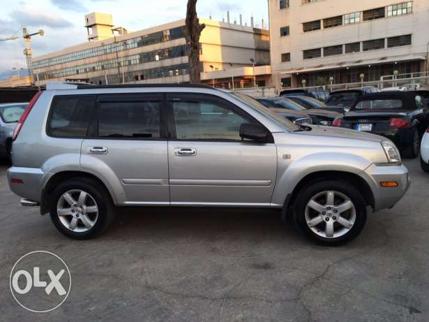 Nissan Xtrail 2005 Fully Loaded in Good Condition! بوشرية -  3