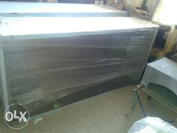 Hood stainless new