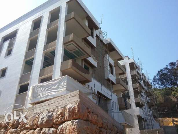 Ain saade apartment for sale المتن -  2