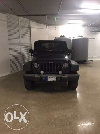 Wrangler two doors soft top 2008