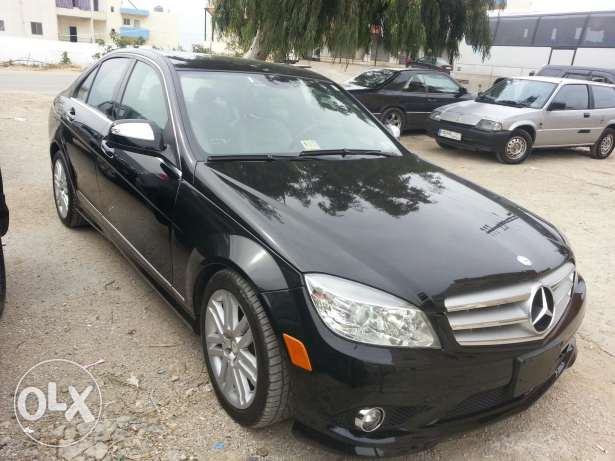 Mercedes benz C300 black & Gray full options brand new mod 2009
