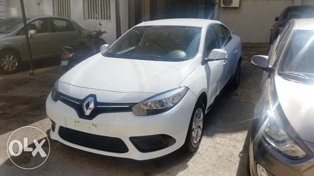 renault fluence 2014, revision in company