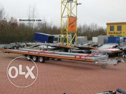 Trailer double made in germany