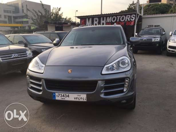 Porsche Cayenne S 2004 Gray with Upgraded Face Lift in Good Condition! بوشرية -  2