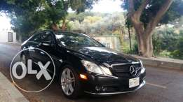 My Beautiful E 350 COUPÉ from Texas. Very Clean