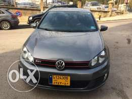 Golf GTI 2010 4 Doors Grey Manual