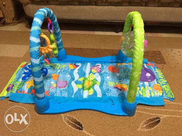 kick and crowl gym for babies 3 in 1
