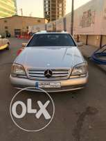 Mercedes CL500 For Sale