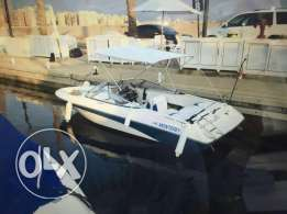 Monterey Boat very good condition