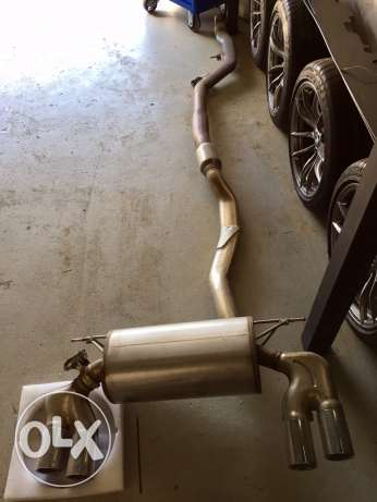 BMW M2 brand new OEM exhaust