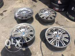 M3 Rims E46 (new boy)