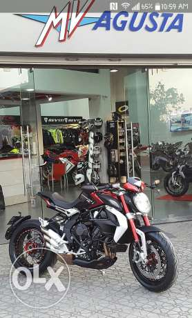 For sale new MV Augusta 2015