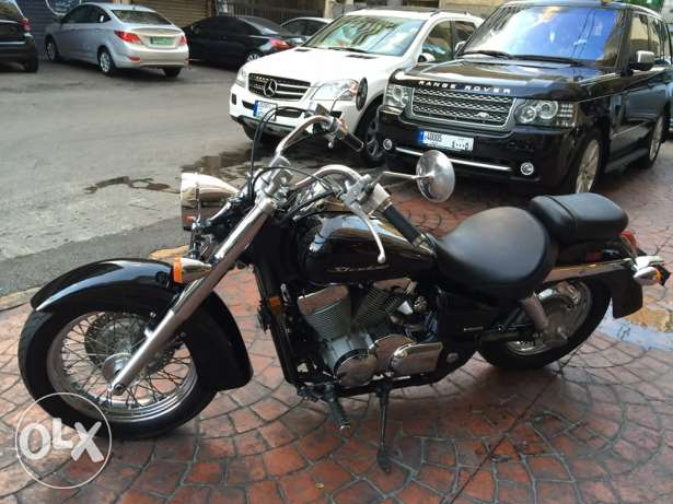 honda shadow 750 cc فردان -  4