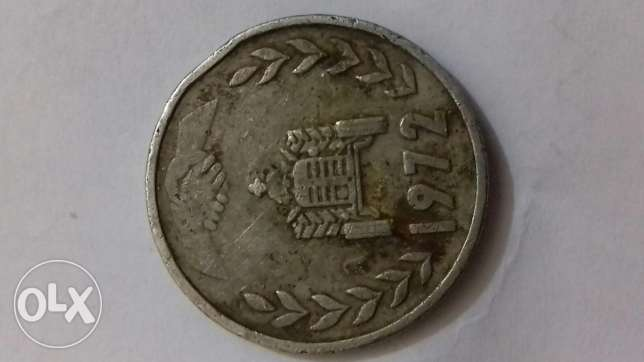Old coin غبيري -  1