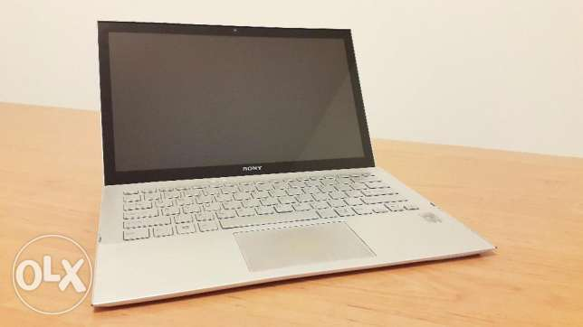 Used Sony Vaio Ultrabook SVP132A1CW Price 330$
