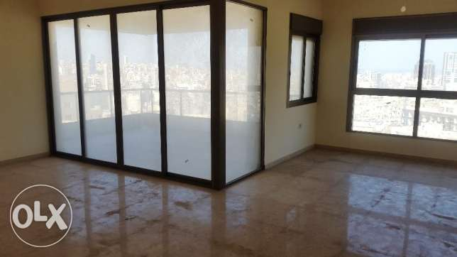 Apartment Sin El Fil Prime location with 360 view سن الفيل -  3
